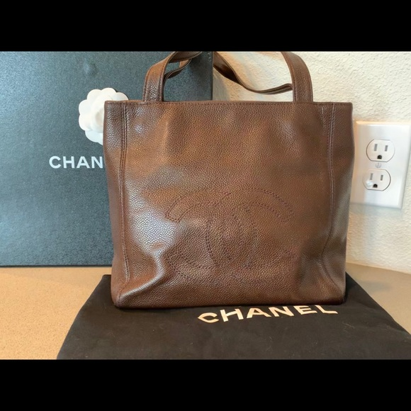 b9804d571241 CHANEL Bags | Authentic Classic Timeless Cc Pst Tote Bag | Poshmark